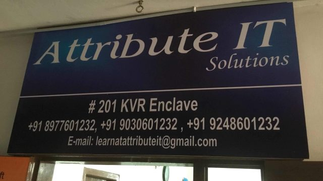Attribute It Solutions