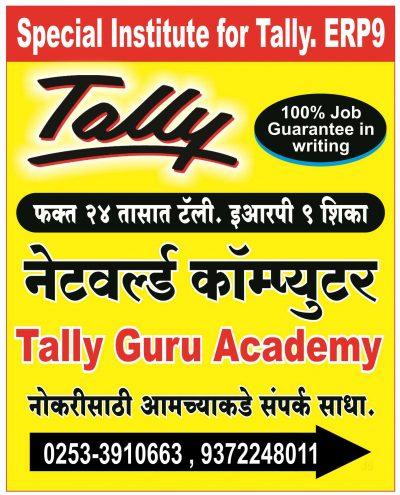 Networld Tally Guru