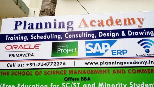 Planning Academy