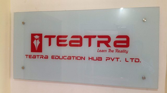 Teatra Education Hub Pvt Ltd
